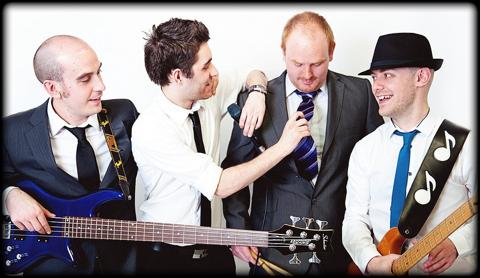 four on the floor - premium live wedding band entertainment