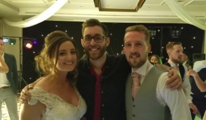 wedding doppelgangers, scary moments