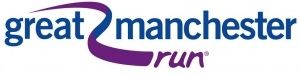the great manchester run logo