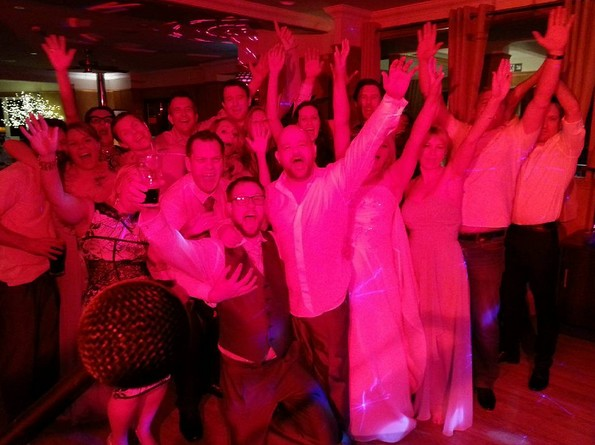 West Midlands wedding band