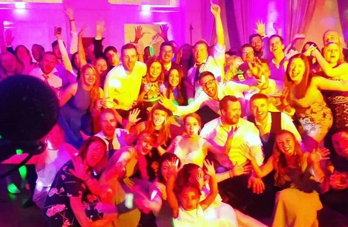 West Midlands wedding entertainment