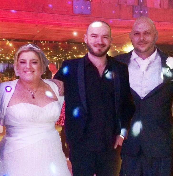 West Midlands wedding live music